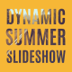 Summer Dynamic Slideshow MOGRT - VideoHive Item for Sale