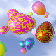 Easter Eggs 4K - VideoHive Item for Sale