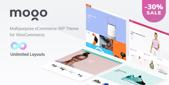 Mogo - Fastest Fashion WooCommerce WordPress Theme