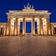 The famous Brandenburg Gate - PhotoDune Item for Sale