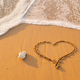 Heart symbol on sea shore beach - PhotoDune Item for Sale
