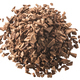 Freeze-dried chicory drink granules pile, paths, top - PhotoDune Item for Sale