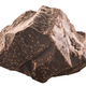 Chunk of chocolate cocoa mass, paths - PhotoDune Item for Sale