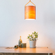Turn On Wooden Lamp Over The Table - PhotoDune Item for Sale