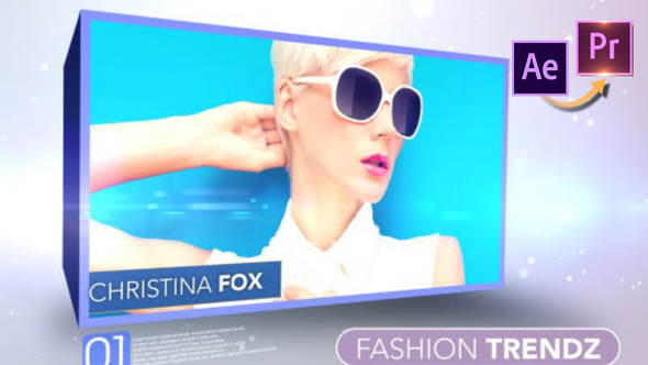 Fashion Trendz – Premiere PRO
