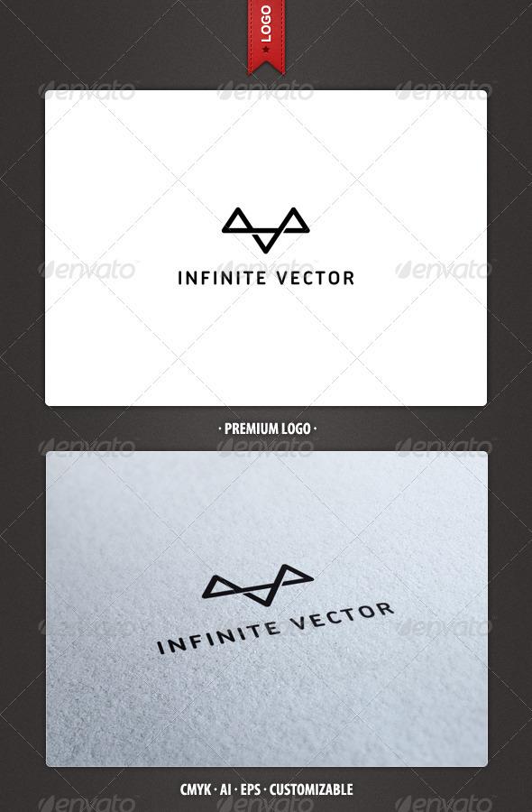 Infinite Vector Logo Template - Abstract Logo Templates