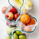 Fresh fruits, apples, bananas, pears and blood oranges - PhotoDune Item for Sale