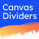 CDivs – Adaptive and Animated Canvas Dividers of Blocks