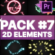 Flash FX Elements Pack 07 | Premiere Pro MOGRT