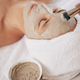 Mud mask application - PhotoDune Item for Sale