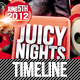 Juicy Nights Vol.3 Facebook Timeline - GraphicRiver Item for Sale