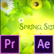 Spring Slideshow - Premiere Pro - VideoHive Item for Sale