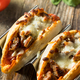 Homemade Cheesy Meat Pizza Taco - PhotoDune Item for Sale