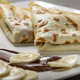 crepes with banana and chocolate sauce - PhotoDune Item for Sale