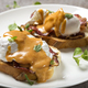 Two poached eggs - PhotoDune Item for Sale