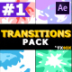 Liquid Transitions Collection | After Effects - VideoHive Item for Sale