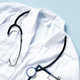 Medical Uniform, Stethoscope and Clipboard - PhotoDune Item for Sale
