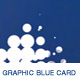 GRAPHIC BLUE CARD - GraphicRiver Item for Sale
