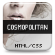 Cosmopolitan - Professional Business HTML Theme - ThemeForest Item for Sale