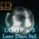 Laser Disco Ball - VideoHive Item for Sale