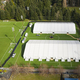 Emergency Hospital Tents have been set up in Shoreline Washington - PhotoDune Item for Sale