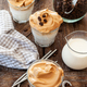 Whipped Coffee in a glass - PhotoDune Item for Sale