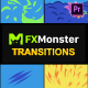 Stylish Transitions | Premiere Pro MOGRT