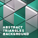 Abstract Triangles Background - VideoHive Item for Sale