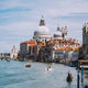 Venice, Italy. Impressive view of Grand Canal and Basilica Santa Maria della Salute - PhotoDune Item for Sale