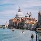 Venice, Italy. Impressive view of Grand Canal and Basilica Santa Maria della Salute - PhotoDune Item for Sale