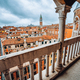 Venice, Italy. View from top roof of Palazzo Contarini del Bovolo also called the Palazzo Contarini - PhotoDune Item for Sale