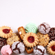 Various Sweet Pastries Cookies - PhotoDune Item for Sale