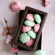 Colorful Meringue Cookies - PhotoDune Item for Sale