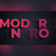 Modern Typography Promo