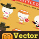Little Devil kit - GraphicRiver Item for Sale
