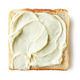 toasted bread with cream cheese - PhotoDune Item for Sale