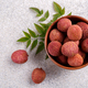 Ripe healthy lychee fruit - PhotoDune Item for Sale