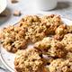Breakfast with healthy oatmeal cookies - PhotoDune Item for Sale