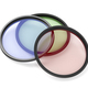 Colorful camera filters - PhotoDune Item for Sale
