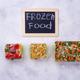 Set of various frozen vegetables - PhotoDune Item for Sale