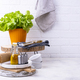 Idea of space organization in kitchen - PhotoDune Item for Sale