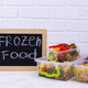 Set of various frozen products - PhotoDune Item for Sale