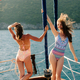 sexy women sail on yacht - PhotoDune Item for Sale