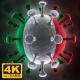 Corona Italy - 4K - VideoHive Item for Sale