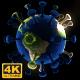 Corona Earth - 4K - VideoHive Item for Sale