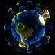 Corona Earth - VideoHive Item for Sale
