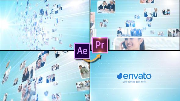 Multi-Image Logo Revealer – Premiere PRO