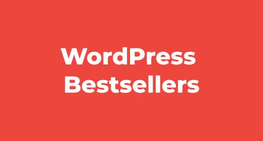 WordPress Bestsellers