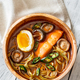 Bowl of ramen with salmon - PhotoDune Item for Sale