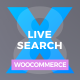 Live Search for WooCommerce